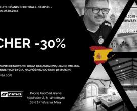 Elite Spanish Football Campus