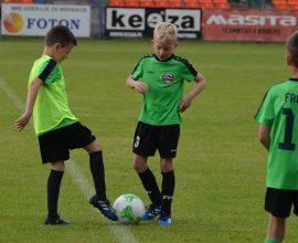 turniej piłkarski MKS Funball Kluczbork